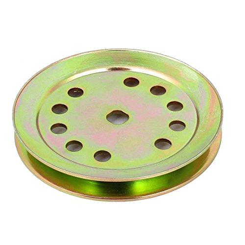 Arandela metálica Lavadora embrague poleas de fundición de 102 mm de diámetro