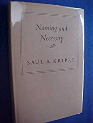 Naming and Necessity by Saul A. Kripke (1980-06-02)