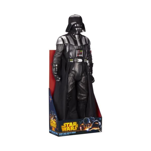 Jakks Pacific 58712 - Figura de Darth Vader de Star Wars (78,7 cm) - Figura Star Wars Darth Vader (80 cm) 5