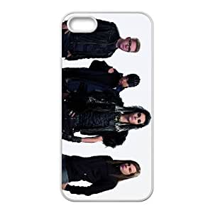 Tokio Hotel iPhone 5 5s Cell Phone Case White L2984146