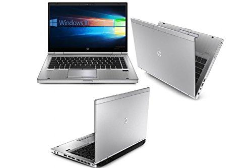 HP ELITEBOOK 2170P INTEL CORE I5-3427U 1.80GHZ 4GB RAM 180GB SSD WEBCAM WINDOWS 10 Professional (Certified Refurbished)