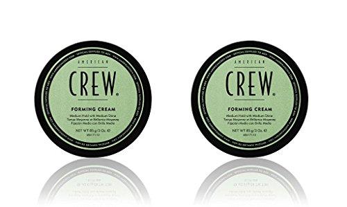 Hände 2 Haar-styling-creme (American Crew Forming Cream 85g (Doppelpack 2x 85gr.))