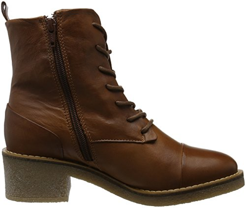 Aldo Damen Pietralta Combat Boots Braun (Cognac / 28)
