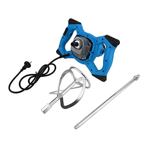 Funnyrunstore Professional 6 Level Level Agitador Mezclador industrial de mano Mezclador eléctrico...