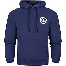 Producto oficial de Los Vengadores de Marvel 2 Age Of 'Hulkbuster' Ultron sudadera con capucha