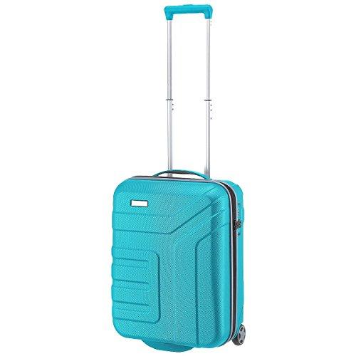 "Travelite ""Vector"" turquoise Koffer, 55 cm, 44 liters, Türkis, 72007-21"