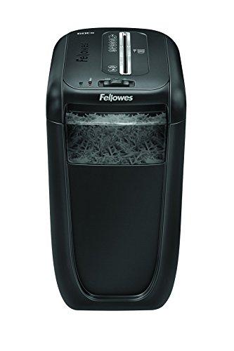 Fellowes Powershred 60Cs Partikelschnitt Aktenvernichter ((P-4) 10 Blatt, für Zuhause und das Home Office, mit patentierter SafeSense Sicherheits-Technologie)