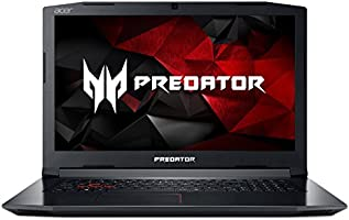 "Acer Predator Helios 300 PH317-51-779L PC Portable Gamer 17"" FHD Noir (Processeur Intel  Core i7, 16 Go de RAM, 1 To + SSD 256 Go, NVIDIA GeForce GTX 1060, Windows 10)"