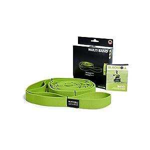 BLACKROLL RESIST & MULTI BAND – Fitnessbänder. Lange Trainingsbänder in verschiedenen Widerstandsstärken (Stark – Extrem) für eine stabile Muskulatur