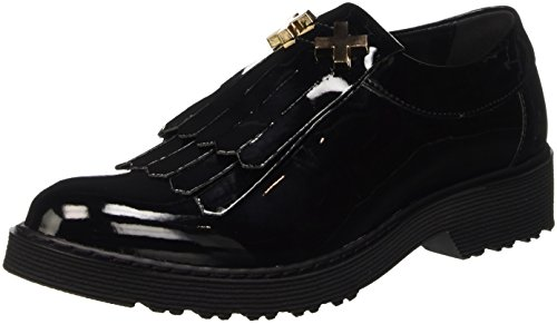 Cult Rose CLE102661, Scarpe Low-Top Donna, Nero, 38 EU