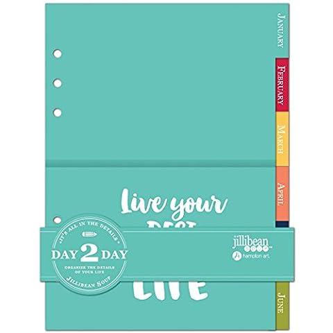 Day 2 Day Planner Folder Dividers 6