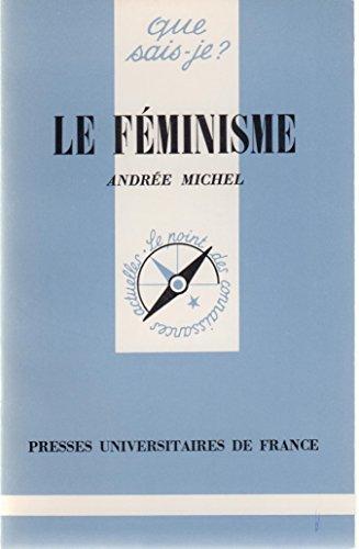 Le Féminisme (Que sais-je)