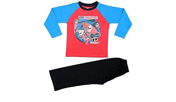 Incredibles 2 Pyjamas Boys Girls PJ Set Ages 4 to 10 Years