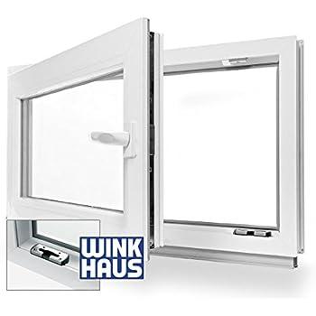Kellerfenster kunststoff fenster dreh kipp 50 x 40 cm for Kunststoff kellerfenster