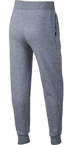Nike Mädchen 939451 Hose, Ashen Slate/Htr/Pink, L