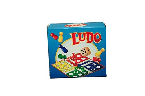 Travel Ludo Board Game
