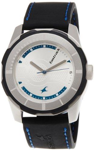fastrack economy 2013 analog white dial men's watch - 3099sp02 Fastrack Economy 2013 Analog White Dial Men's Watch – 3099SP02 415 2B8uQPdXL