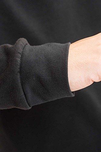 REELL Men Sweatwear Crewneck AW16 Artikel-Nr.1305 - 1015 Black