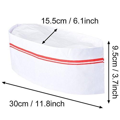 Zoom IMG-1 irich 40 pezzi regolabile cappelli