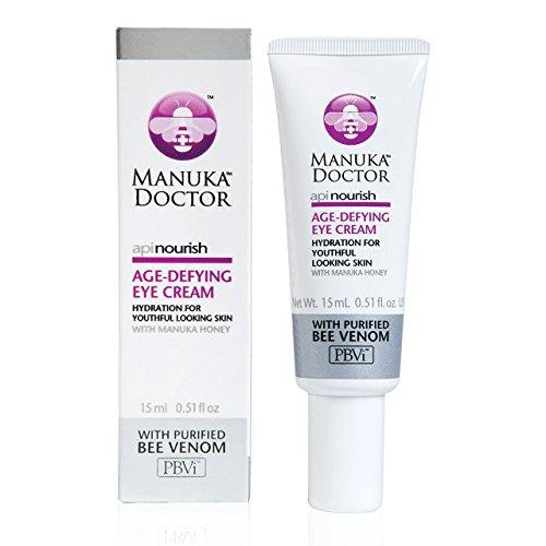Manuka Doctor Apinourish Age Defying Eye Cream 15ml (Honig-augencreme)