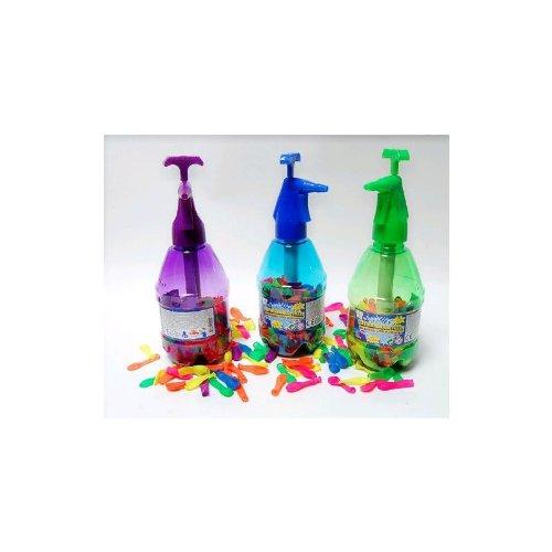 Johntoy 29454 bomba de globo de agua con globos de agua