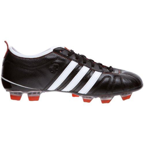 adidas Herren Fußballschuhe Schwarz - Schwarz/Weiß/rot