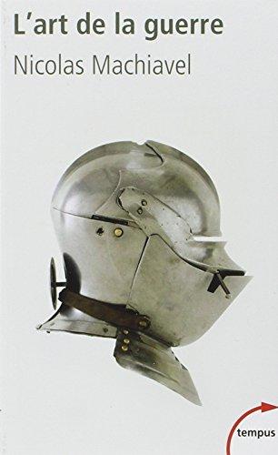 L'art de la guerre par Nicolas Machiavel