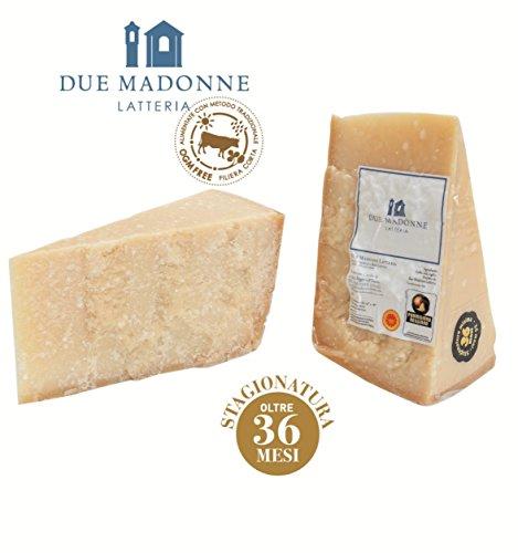 Parmigiano reggiano dop no ogm 36 mesi 1 kg