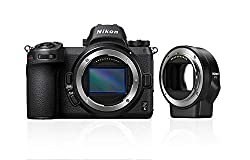 Nikon Z6 System Digitalkamera kit mit FTZ-Bajonettadapter