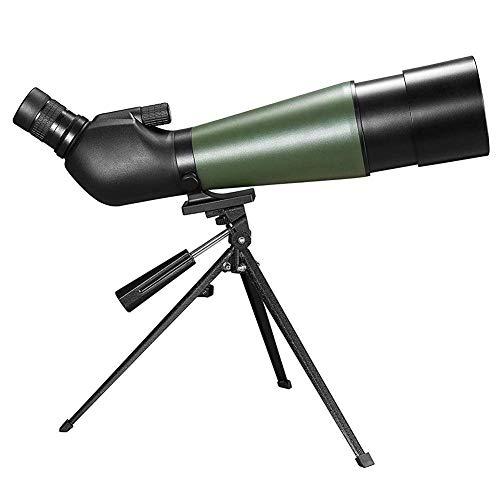 WYJ Telescopio Monocular Duradero HD 20-60X80 Rango