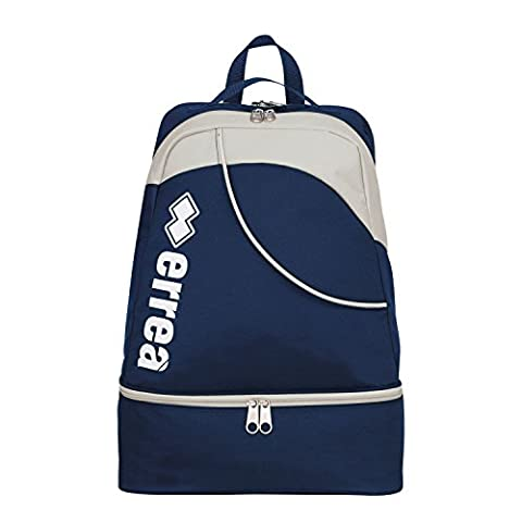 Lynos Youth Backpack–Universal Sports Laptop Backpack with Shoe Compartment, marineblau - grau, One Size
