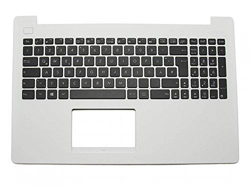 Tastatur, deutsch (DE) inkl. Topcase weiß 90NB04X2-R31GE0 für Asus D553MA / F553M / F553MA / R515MA / X553MA / X553MA-1A / X553MA-1G / X553MA-7A / X553MA-7G