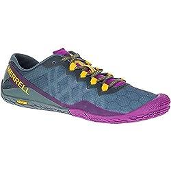 Merrell Vapor Glove 3 Traillauf laufschuhe - AW17 Minimalistische Optik. Maximale Leistung. Mit diesem Barefoot-Schuh laufen Sie wie mit Socken. Die Vibram-Sohle bildet einen Hauch von nichts zwischen Ihren Füßen und dem Boden.