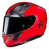 Casque moto HJC RPHA 11 DEADPOOL 2 MARVEL MC1SF, Rouge/Noir, L