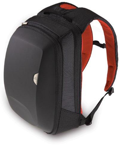 M) 15.4Backpack Rucksack für Laptops und Netbooks (431.8mm (17), Schwarz) ()
