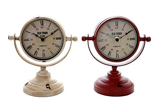 Reloj sobremesa vintage 18cm