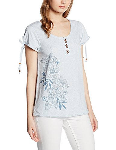 Animal Damen T-Shirt Avrilla/T08 Blue (Horizon Blue Marl)