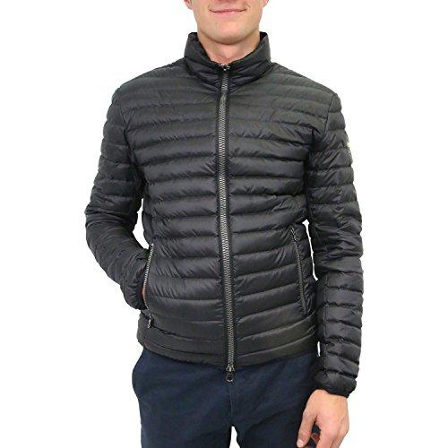 Preisvergleich Produktbild COLMAR Herren Daunenjacke mit Rollkragen Schwarz Polyester Daunenjacke 48