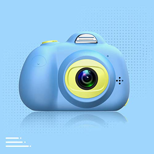 FULANTE Digitalkamera, Mini-Digitalkamera kleine SLR, Cartoon Kinder Kamera Spielzeug (4G)