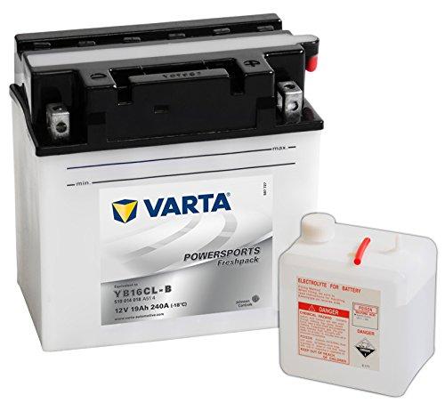 VARTA 519014018A514 Batterie de Démarrage