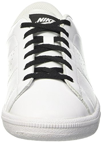 Nike Tennis Classic Prm (Gs), Gymnastique garçon Blanc Cassé - Bianco (White/White-Black)