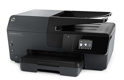 Bild 8: HP Officejet Pro 6830 ePrint Multifunktionsdrucker (Scanner, Kopierer, Fax, Drucker, WiFi, Duplexdruck) schwarz