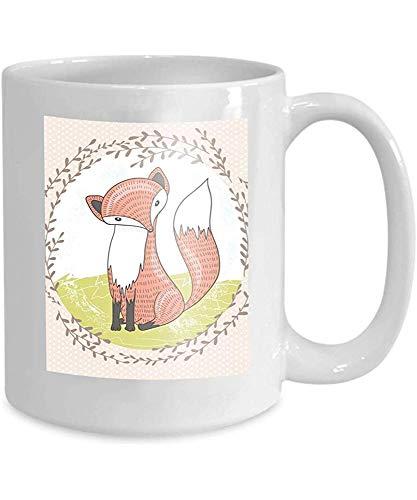 taza café taza de té atrapasueños amuleto entintado 110z