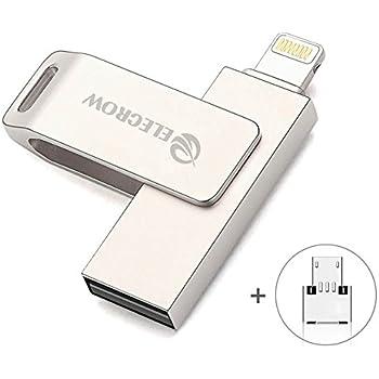 64gb iphone ipad flash drive usb memory stick f r amazon. Black Bedroom Furniture Sets. Home Design Ideas