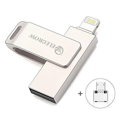 64GB iPhone iPad Flash Drive USB Memory Stick für iPod iOS Windows Mac PC, Android Handys, externe Speicher Speicher Erweiterung von Elecrow