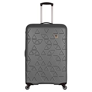 Revelation Suitcase Echo, 4 Wheel Spinner, Large, 79cm-100L, Charcoal