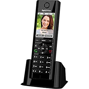 Beste VoIP-Telefone: AVM FRITZ!Fon C5 DECT-Komforttelefon