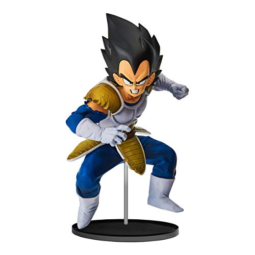 Banpresto Dragon Ball Z BWFC TENKA-ICHI 2 Figure Figurine 14cm Part 6 Vegeta