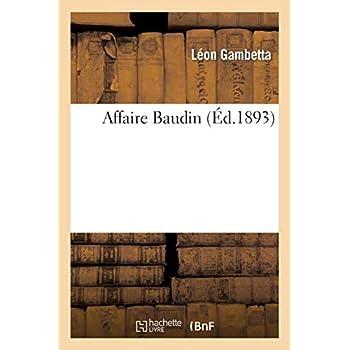 Affaire Baudin