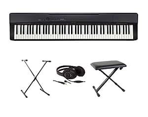 Pianos numériques CASIO FULLPACK PRIVIA PX-160BK Pianos numériques portables